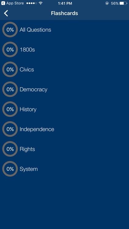 US Citizenship Test Prep 2018 screenshot-4