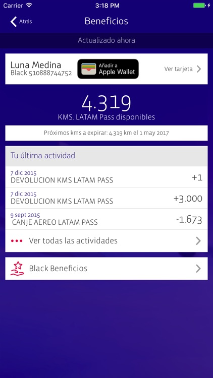 LATAM Airlines Group screenshot-3