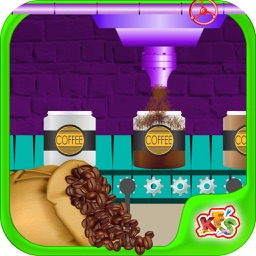 Coffee Factory-Chocolate Drink Maker & Cooking Fun