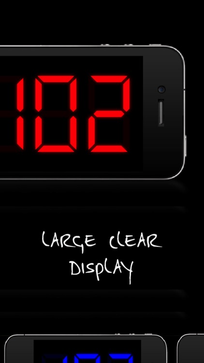 SpeedGlow Speedometer - Gesture Controlled Speedo screenshot-0
