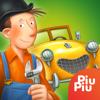 Piu-Piu - Mulle Mecks bilspel — för nyfikna ingenjörer bild