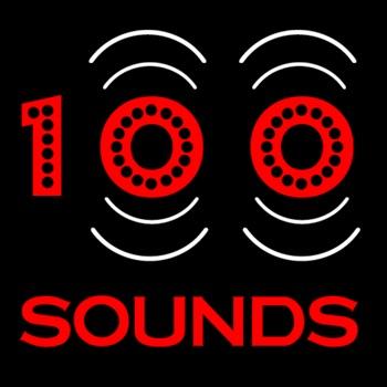 100sounds + RINGTONES! 100+ Ring Tone Sound FX Logo