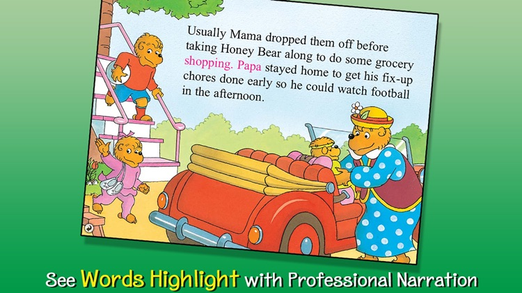The Berenstain Bears Go to Sunday School