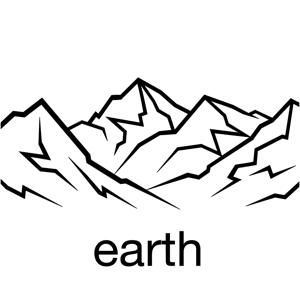 PeakFinder Earth app