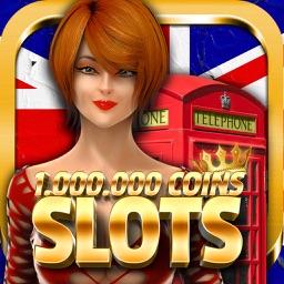 London UK Casino SLOTS - Play 1000000 Coins!