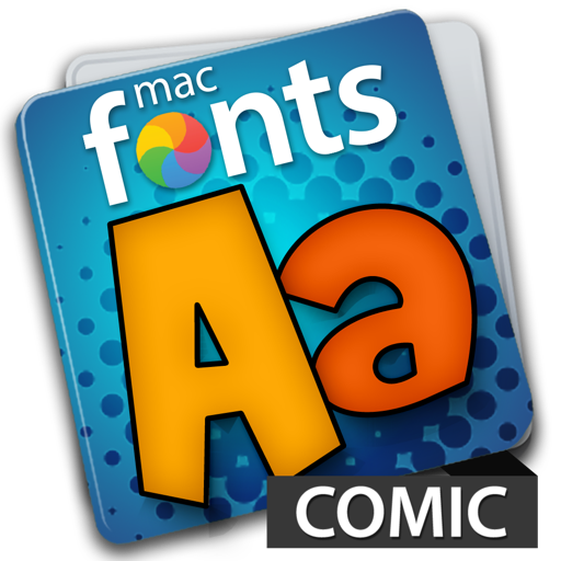 macFonts Comic