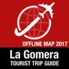 La Gomera toeristische gids + offline kaart