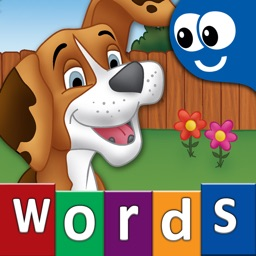 First Words for Kids with Phonics and Letter Names
