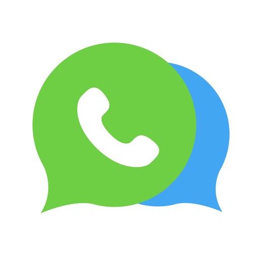 微会-连接你我 app logo