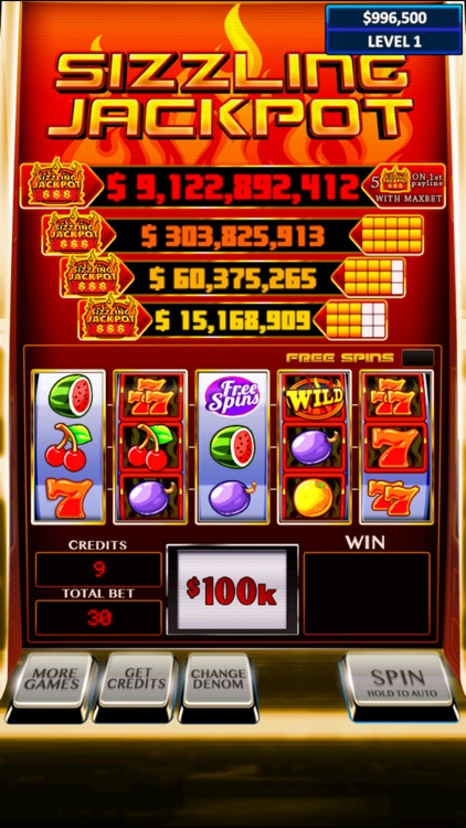 Real Vegas Slots screenshot-1