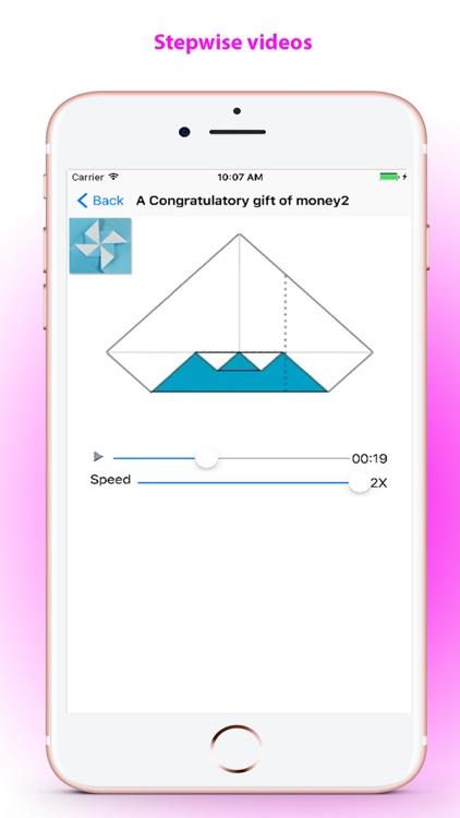 Origami Instructions screenshot-4