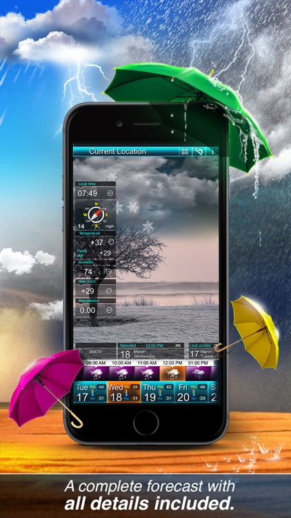 Weather - Meteo Radar