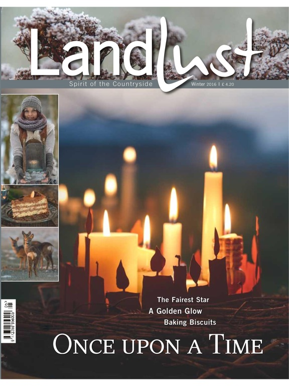 Image of Landlust for iPad