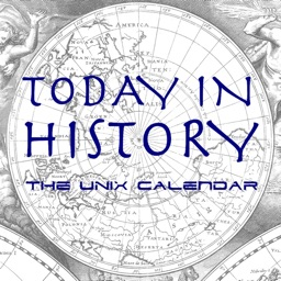 Today in History (UNIX Calendar)