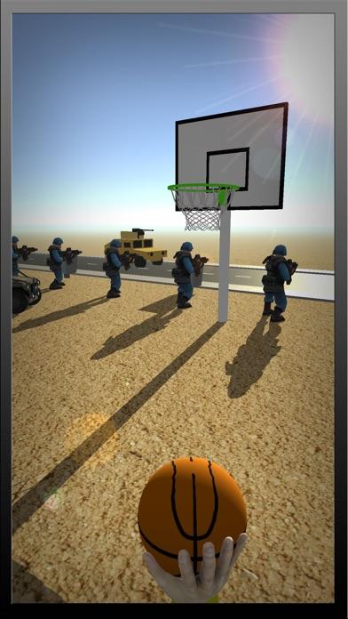 USA Basketball Showdown at Military Base screenshot two