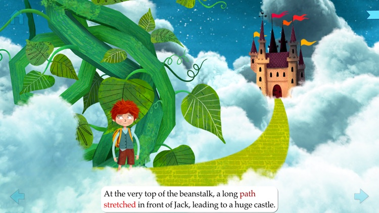 Jack and the Beanstalk by Nosy Crow screenshot-0