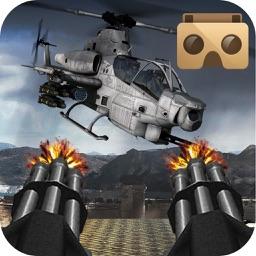 VR Gunship Rescue Helicopter Battle
