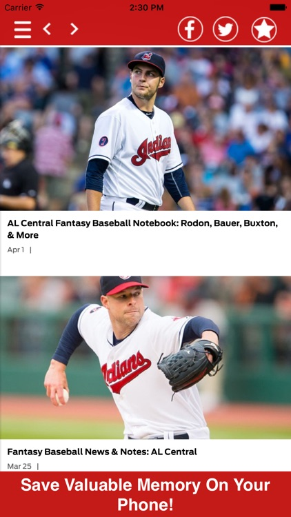 Fantasy Baseball All In One Pro - Tools News +More screenshot-3