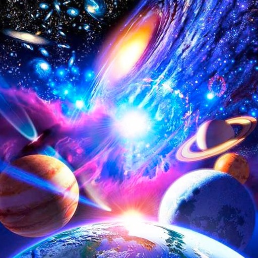 Space & Galaxy HD Wallpapers for Free