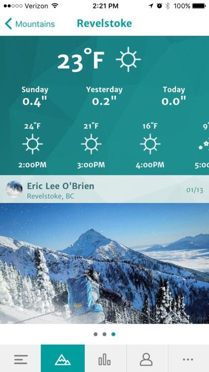 Snowledge: Skiing & Snowboarding GPS Tracker, More screenshot-3
