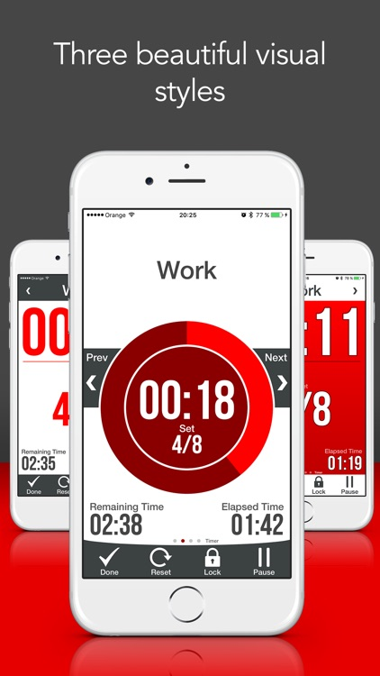 HIIT & Tabata Interval Timer Pro