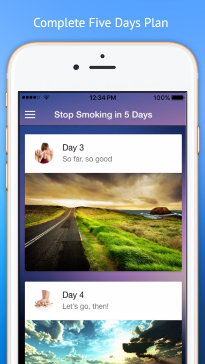 Stop Smoking in 5 Days Free
