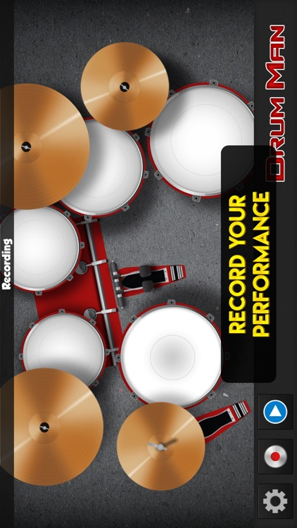 Drum Man - Play Drums, Tap Beats & Make Cool Music screenshot-3