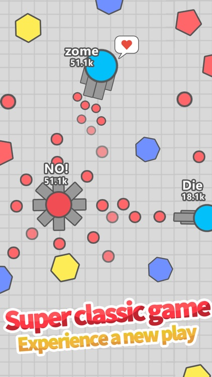Tank.io war-clash of free battle game screenshot-3