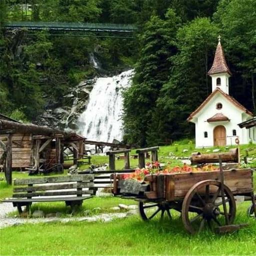 Mühlendorf Gschnitz in Tirol