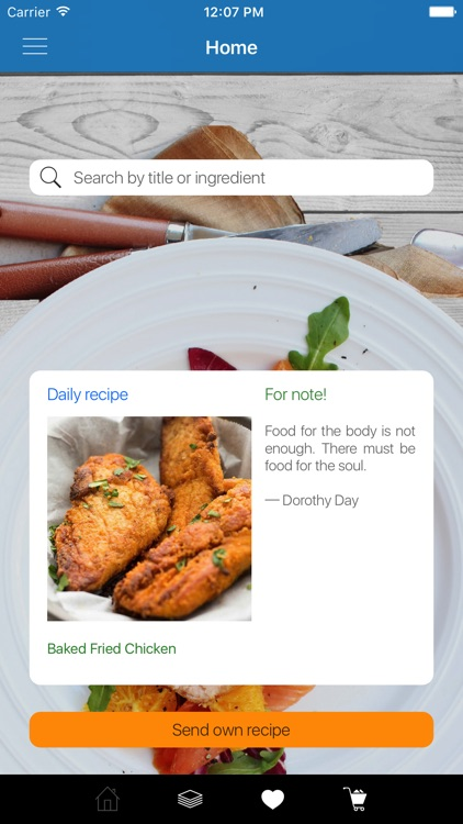 Snack Recipes for You!