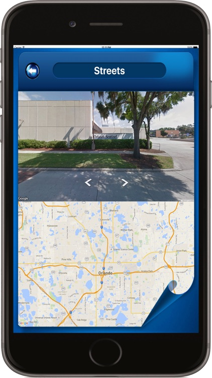 Orlando Florida - Offline Maps navigator