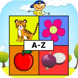 Kids Learn Alphabet Game