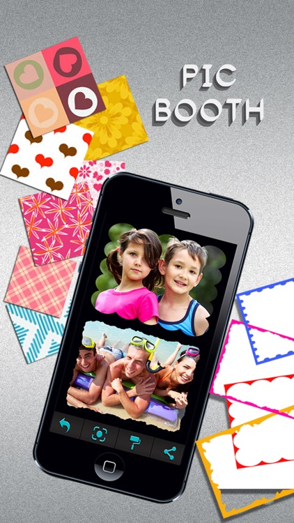 Picbooth - collage creator