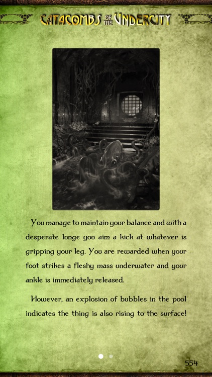 Gamebook Adventures 5: Catacombs of the Undercity