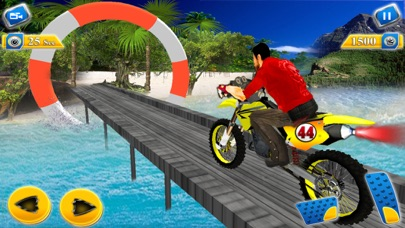 Bike Stunt Amazing Rider screenshot 1
