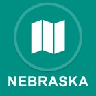 ネフラスカ州、米国 : オフラインGPSナヒケーション icon