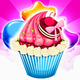 Sweet Cake Crunch: Bakery Match 3 Blast King