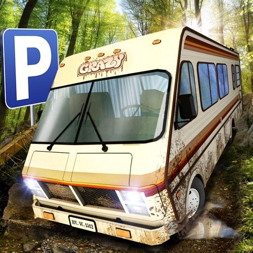 Camper Van Beach Resort Truck Simulator
