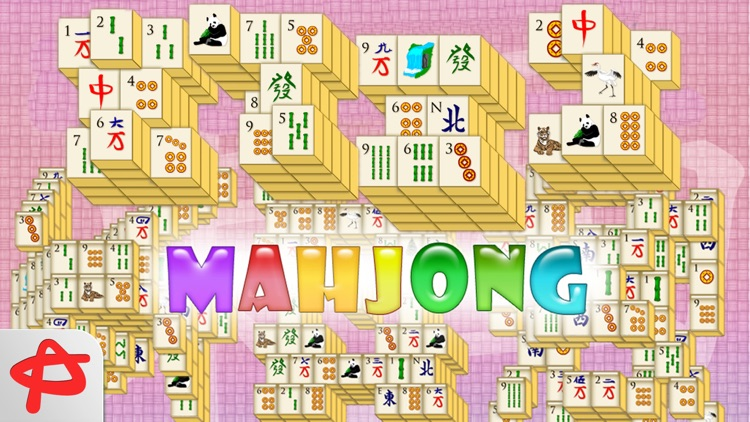 Mahjong: Hidden Symbol screenshot-4