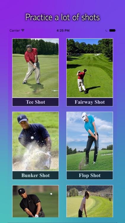 Golf Training - Coaching Academy for PRO screenshot-3