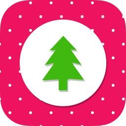 Sticker Christmas Frames