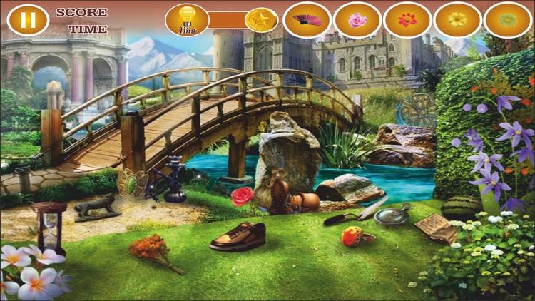 Hidden object: Garden secrets mystery screenshot-3