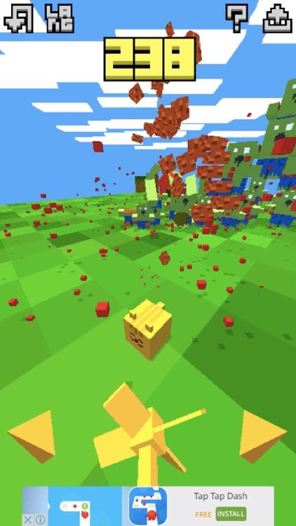 Cat Vs Zombie screenshot-3