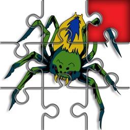 Spider Winx Jigsaw Puzzle for Man & Kids