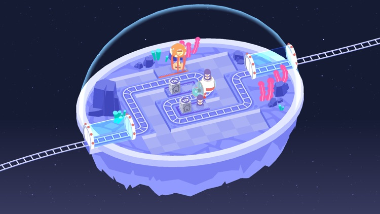 Cosmic Express screenshot-3