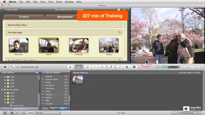 Course For What's New In iMovie '11 | App Price Drops