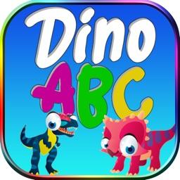 ABC Dinosaur Alphabet Phonics for Kids