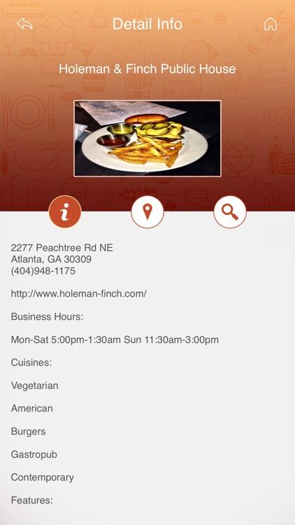 The Layover Restaurants screenshot-3