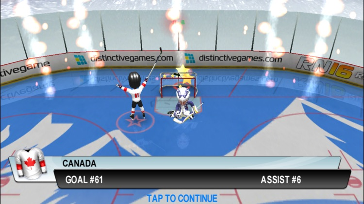 Arcade Hockey 17 screenshot-2