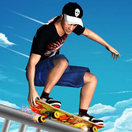 Extreme Skater Boy: Epic Skateboard Racing Game